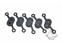 FMA Peq IR upgrade components(Pack of five) Black.