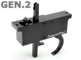 Airsoft Pro CNC Gen 2 L96 Trigger Set for MB01/04/05/08/14 etc