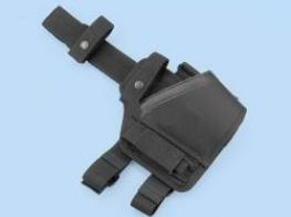 East Leg Holster with side-Magazine-pouch for MP7A