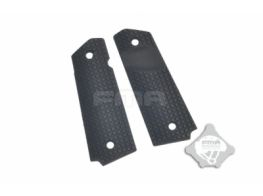 FMA 1911 Grip for small case series (Black)