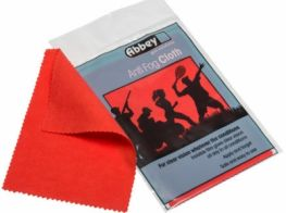 Abbey Anti Fog Cloth in Grip seal Bag