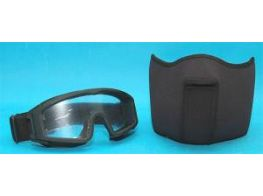 G&P Goggles and Neoprene Mask eye protection