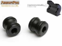 Airsoft Pro Inner Barrel Spacer for Well MB-01/04/05/08 and Maruzen APS