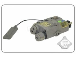 FMA PEQ LA5 Upgrade Version LED White light + Green laser with IR Lenses (FG)