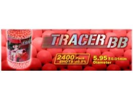 G&G Tracer BB 0.20g  Red 2400 bottle.