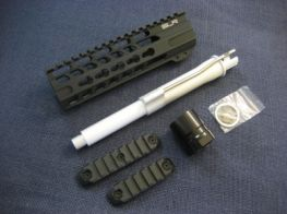 Dytac Solo M4 Style Conversion Kit for Marui Profile (Black)