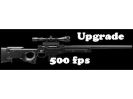 Fire-Support 500fps Marui L96 Upgrade Parts Guide