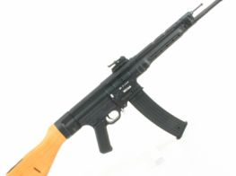 AGM Full Metal MP44 Airsoft Gun AEG (Real Wood)