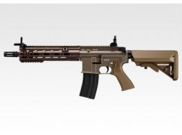 Marui (Recoil) 416 Delta Custom EBB Airsoft Rifle AEG (Dark Earth)
