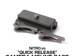 Laylax(NitroV) Quick Release Metal Camera Mount Base.