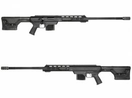 King Arms MDT TAC21 Tactical Gas Rifle, Limited Edition. (Black)