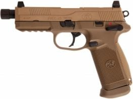 VFC FNX-45 Tactical GBB Pistol (Dark Earth)