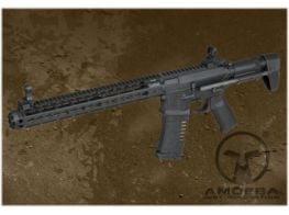 Ares Amoeba Octa Arms Honey Badger (Black) AEG