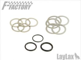 Laylax First Factory Flash Hider Shim Set