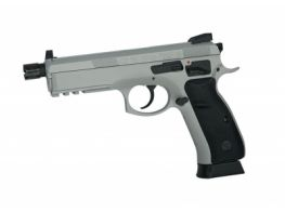 ASG CZ SP-01 SHADOW CO2 GBB Pistol (Urban Grey)