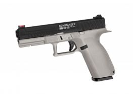 ASG Commander DP18 GBB CO2 Pistol (Dual Tone)