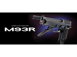 Marui M93R AEP (Black Grip Version) SAVE 26 NOW 99 WAS �125