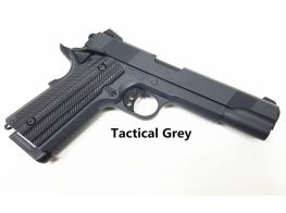 Angry Gun 1911 Gas Blowback (Basic Version) (Tactical Grey)