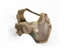 ASG Strike Metal Mesh Lower Mask. (Multicam)