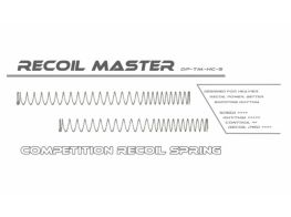 Dynamic Precision Recoil Master - Competition Recoil Spring For Marui Hi-Capa
