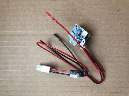 ICS Komodo Limited edition switch SSS v2 mosfet