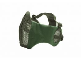 ASG Strike Mesh mask with Ear Protection (OD)