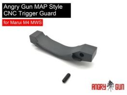 Angry Gun MAP STYLE TRIGGER GUARD FOR Marui MWS GBB