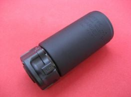 Angry Gun WARDEN BLAST Dummy Silencer with TYPE A MUZZLE BRAKE (BLACK)