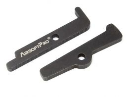 Airsoft Pro Upgrade STEEL Trigger Sears set for Ares Amoeba Striker AS-01