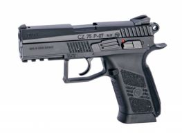 ASG GBB CO2 CZ 75 P-07 DUTY Airsoft Pistol.
