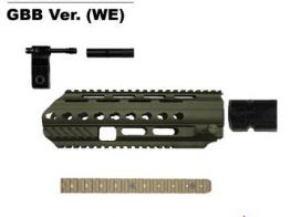 Angry Gun L85A3 CONVERSION KIT (WE GBB VERSION)