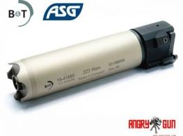 Angry Gun ROTEX V Compact - Dummy Silencer Version.