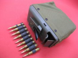 Ares LMG Box Magazine (OD - New Version - MAG-045)