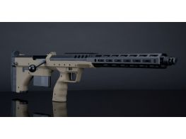 Silverback SRS A2/M2, 22 Inches Barrel FDE stock Right handed