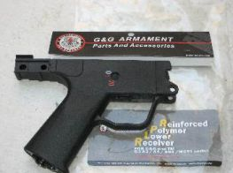 G&G Reinforced Polymer G3 Lower Receiver for G3A3/A4/SG1/MC51
