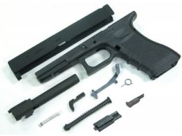 Guarder Enhanced Full Kits for Marui Glk G17 (Black)