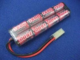 Vapex 9.6v 1600mAh NiMH Mini Battery H8 (Type 04)