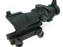 King Arms ACOG Style Red Dot Sight (+)