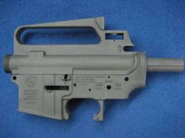 Guarder New Generation M16A2 Metal Receiver (Military Version)