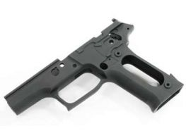 Guarder Navy Aluminium Frame for Marui P226 (Black)