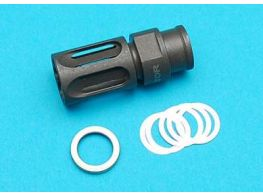 G&P Type II Vltor Style Flash Hider (14mm CW Positive)