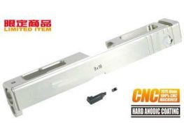 Guarder 7075 Aluminium CNC Slide for Marui Glk G18C (Silver)