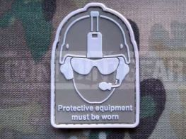 Gun Point Gear Health And Safety - Multicam Velcro Patch