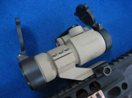 Gbase AP type M2 Red Dot Scope with Killflash (Dark Earth)