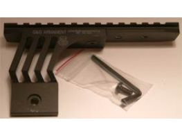 G&G SCOPE MOUNT BASE FOR AK R.I.S.