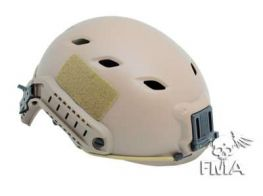 FMA ACH Base Jump Helmet (Dark Earth)(Size L/XL)