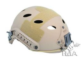 FMA FAST Helmet-PJ TYPE Dark Earth L/XL