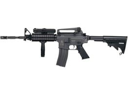 ICS (Metal) M4 R.I.S Retractable Stock Airsoft Gun AEG