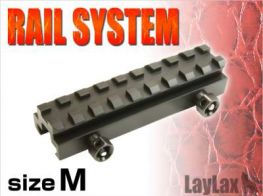 LayLax(Nitro Vo) High Mount Rail / M