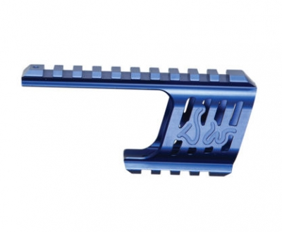ASG Custom CNC Dan Wesson 715 Rail Mount (Blue)